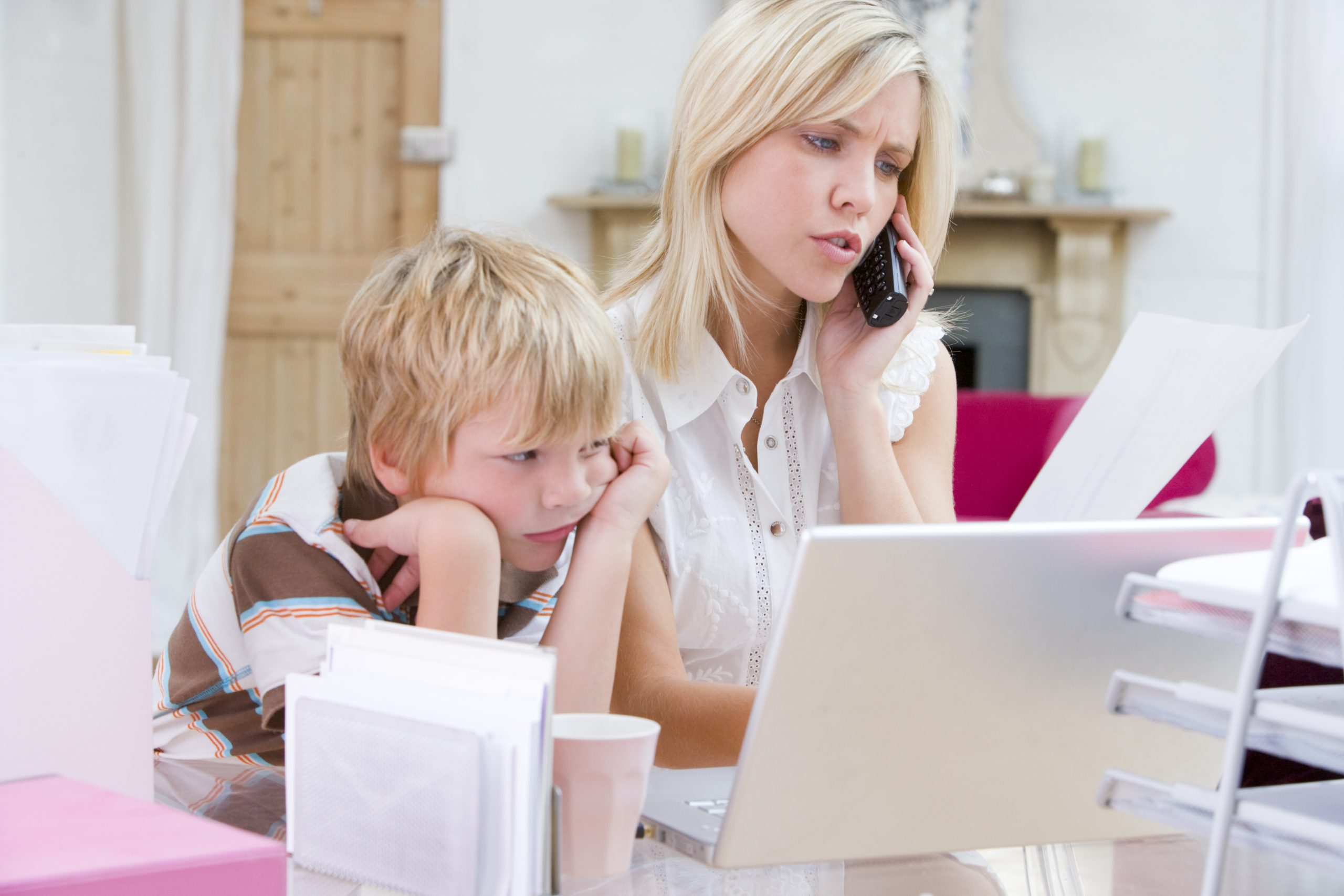 An open letter to a Mum that fantasises about leaving on a daily basis…..
